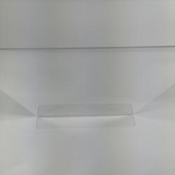 A4 T-Stand Acryl Glas 2