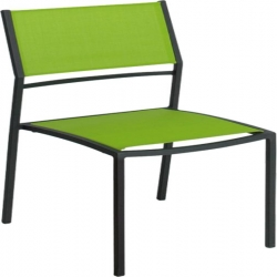 Chair (black/applegreen)