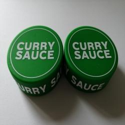 RTC Lid Wraps - Curry Sauce