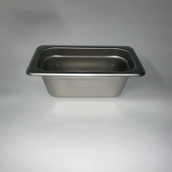 "1/9 SS Steam Table Pan 4""..."