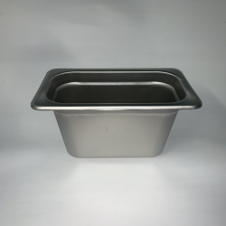 "1/9 SS Steam Table Pan 6""..."