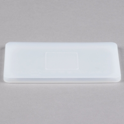 1/9 Flexsil Silicone Sealed Lid RTC (6 pcs.)