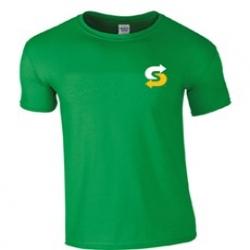 T-Shirt Artist Unisex Green...