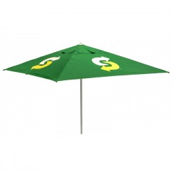 Replacement covering for parasols 4 m