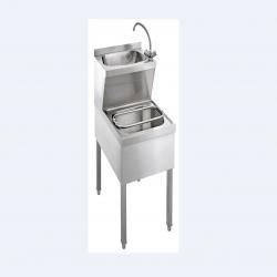 Hand wash basin / Sink combination (Bartscher)